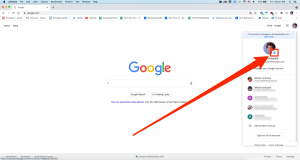 How to view gmail profile picture of other users