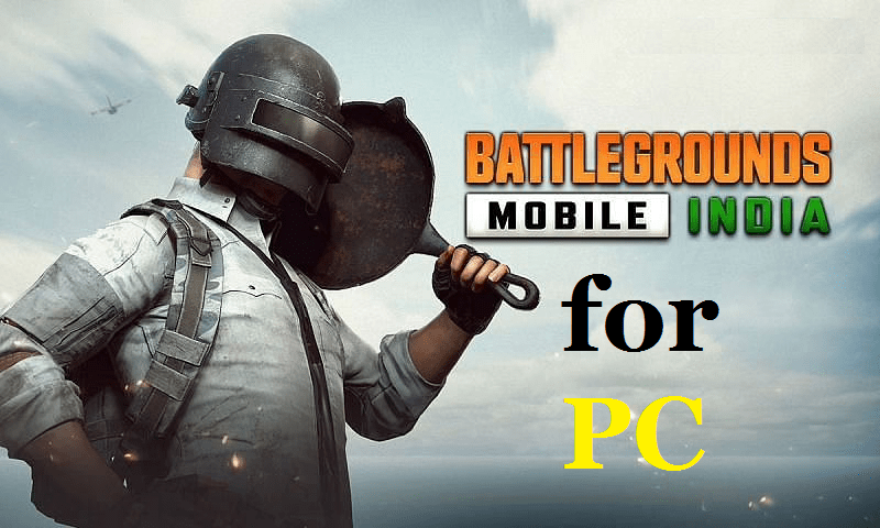 BGMI for PC - Battleground Mobile India for PC