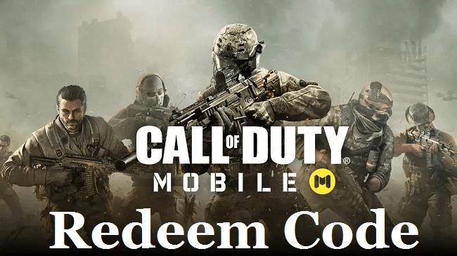 CODM Redeem Code
