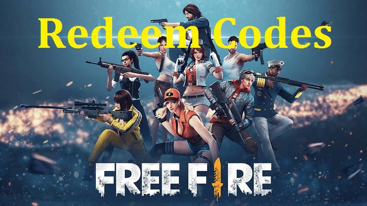 FF redeem code
