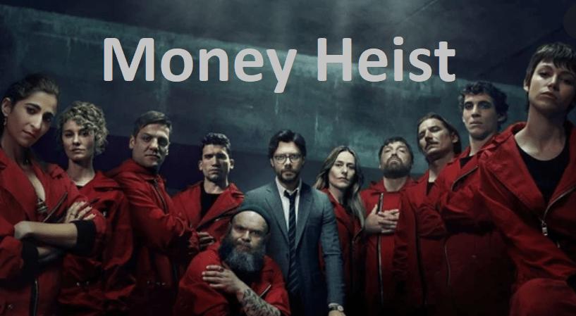 Money Heist Season 5 online