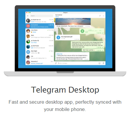 Telegram Web App Website