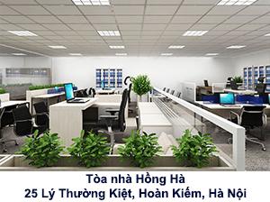 Văn phòng công ty Nội Thất HTTL tại hà nội