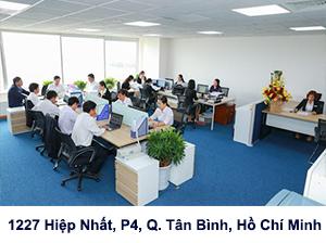 Văn phòng công ty Nội Thất HTTL