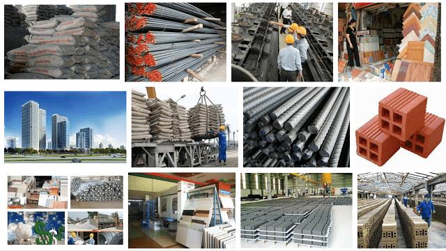 Cần tham khảo qua giá vật liệu ở nhiều đại lý cung cấp