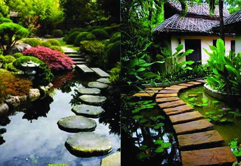 câu hỏi thiết kế cảnh quan sân vườn