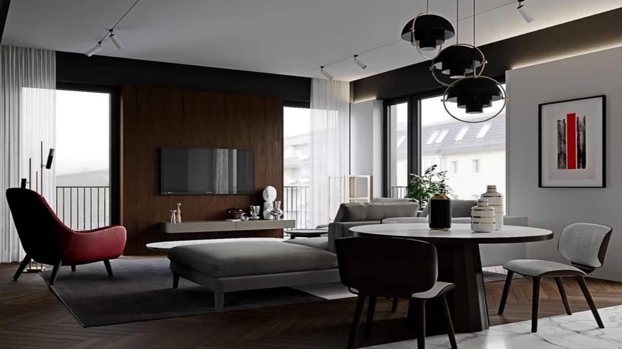 Thiết kế nội thất chung cư 70m2 14