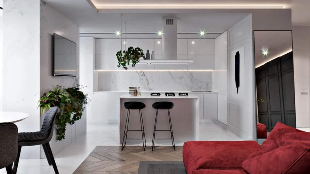 Thiết kế nội thất chung cư 70m2 18