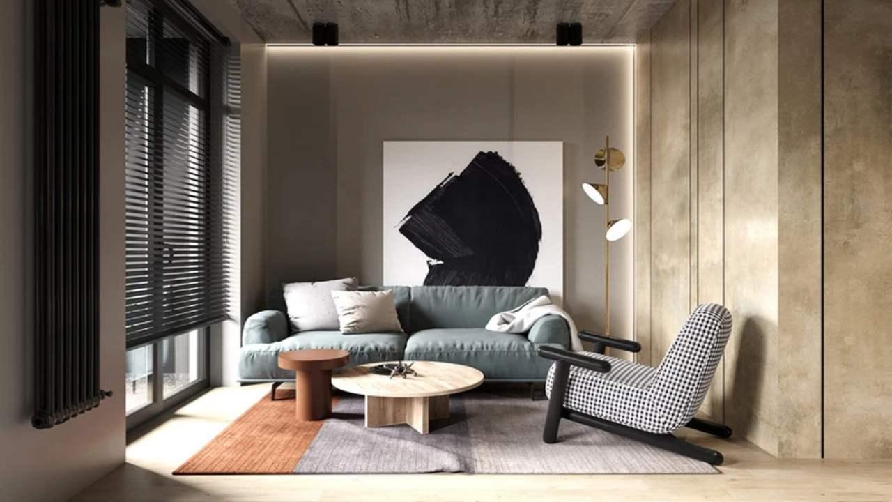 Thiết kế nội thất chung cư 70m2 21