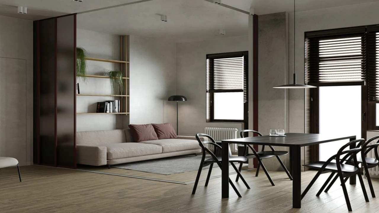 Thiết kế nội thất chung cư 70m2 6