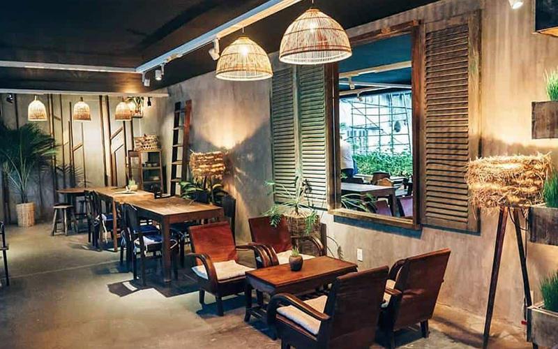 Quán cafe vintage thiên về nét hoài niệm