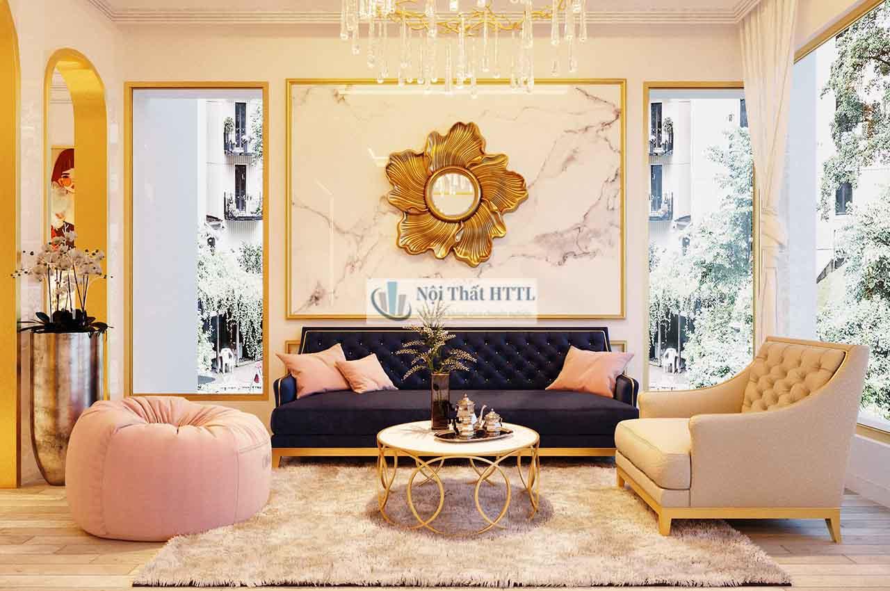 decor trang trí nội thất spa